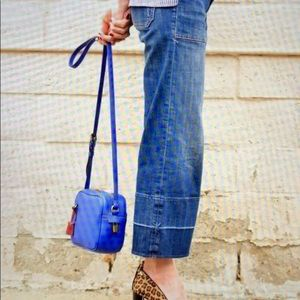 Pilcro cropped jeans